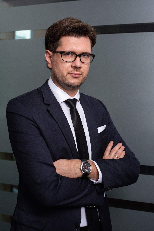 Paweł Kaczor – Prezes Zarządu MFR Sp. z o.o.